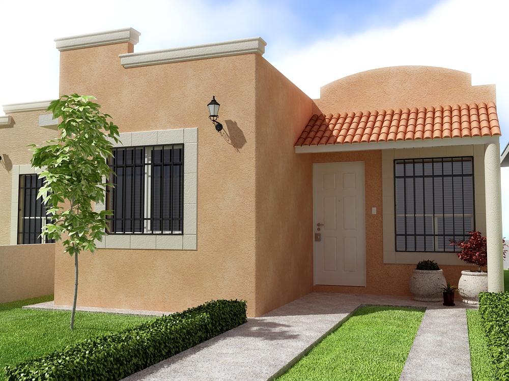 Programa de vivienda para mexicanos que viven en estados for Disenos de frentes de casas